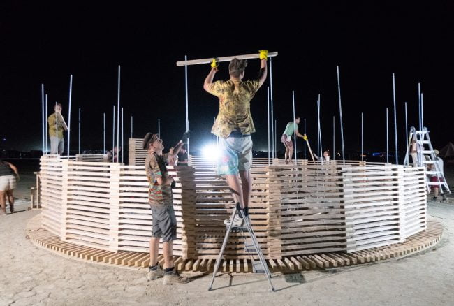 Oppeja Burning Man -tapahtumasta